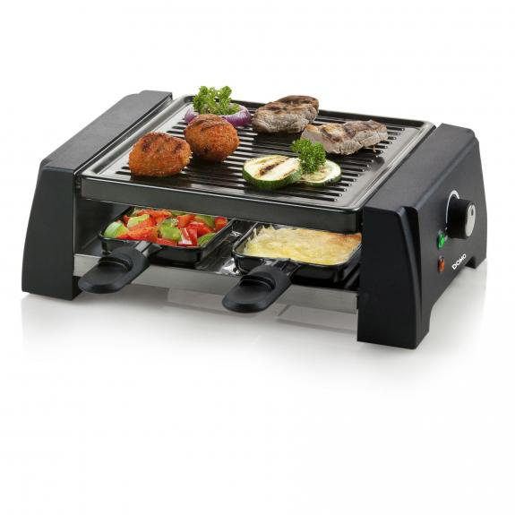 Steengrill-grill-raclette - DO9187G
